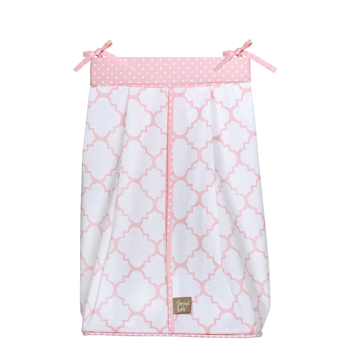 Trend Lab Pink Sky Diaper Stacker 100795