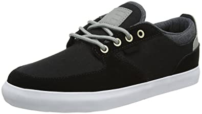 Etnies Hitch Black Grey Silver