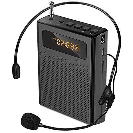 Review Portable Voice Amplifier for