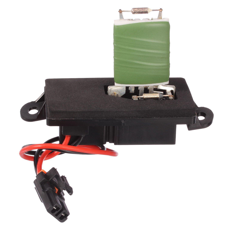 Amazon.com: PartsSquare Manual Blower Motor Resistor 3A1042 RU371 ...