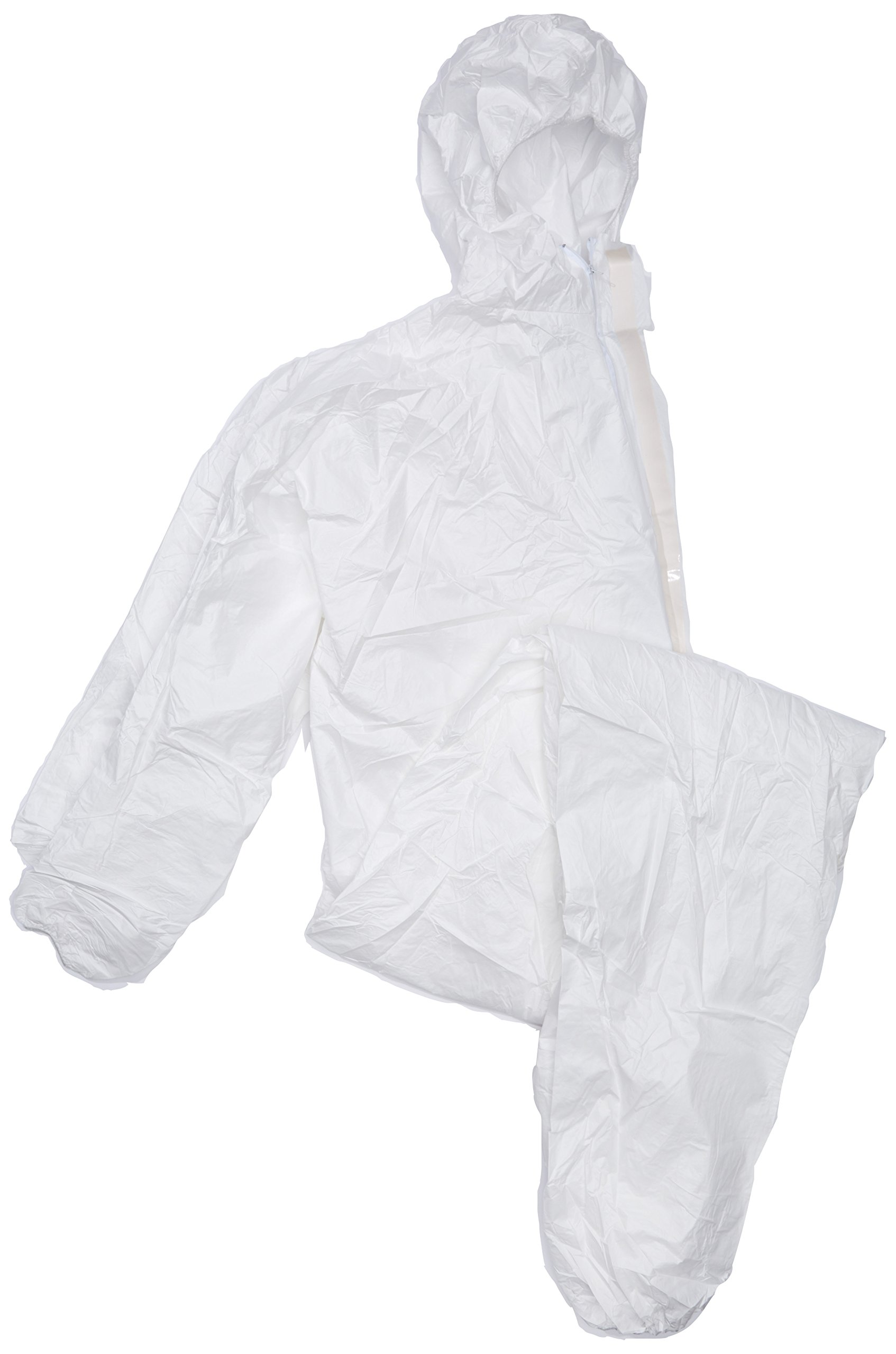 Florida Coast 44-1400 Virus & Disease Protective wear Coveralls, Extra Large, White by Florida Coast