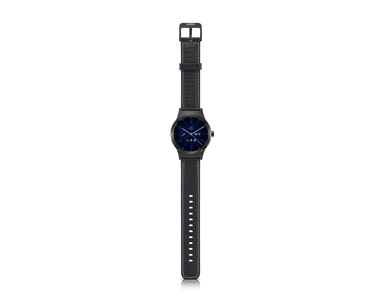 Alcatel TCL Movetime Smartwatch Cuero, Negro: Amazon.es: Electrónica