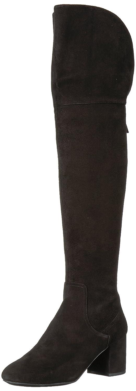 Cole Haan Women's Raina Grand OTK Boot II B01N16Q3R4 8 B(M) US|Black Suede