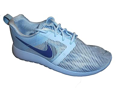 65125b9122e68 Amazon.com | Nike Girls' Roshe One Flight Weight (GS) Shoes, Bluecap ...