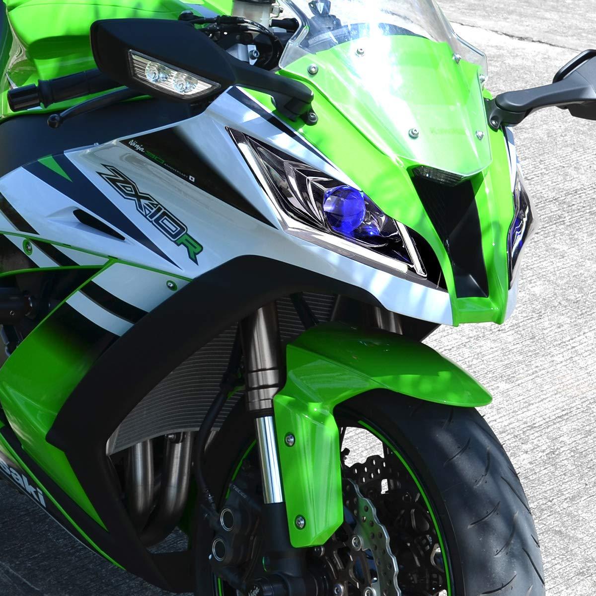 KT - Conjunto completo de faros LED para Kawasaki Ninja ZX ...