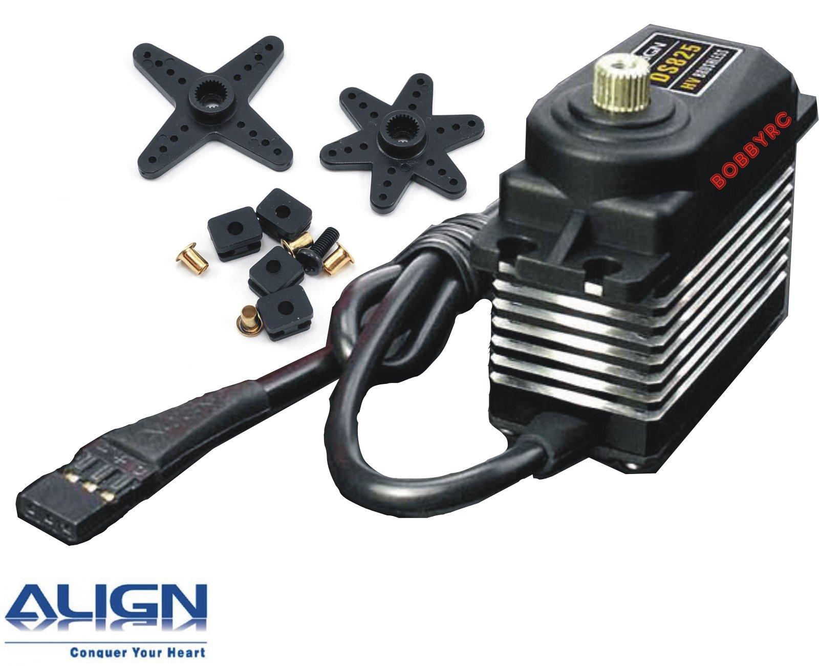Align Trex 550 600 700 Tail DS825M High Voltage Brushless Digital Servo HSD82501