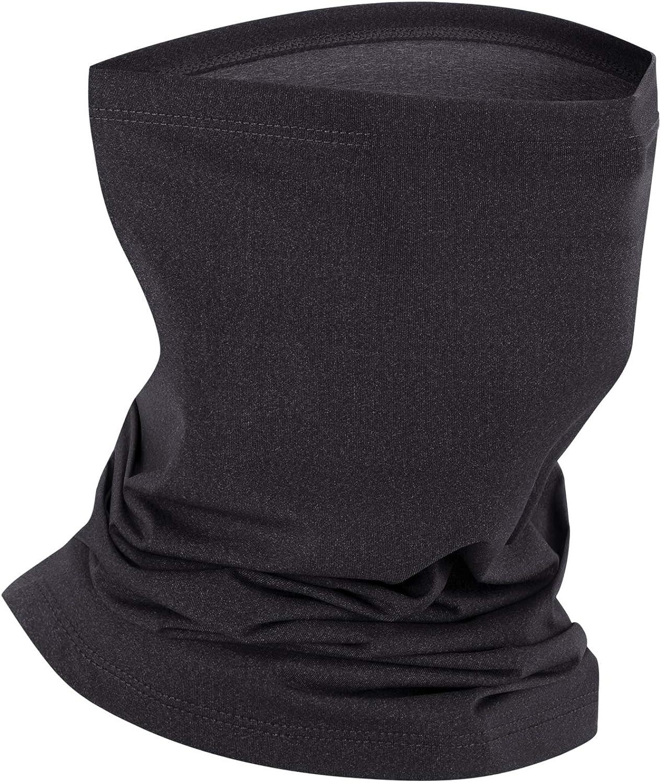 Meojne Ice Silk Cooling Bandanas, Sun UV Protection Neck Gaiter Face Scarf Mask