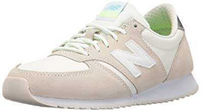 Los Angeles b22ec b7464 New Balance Women's 420 70s Running Lifestyle Fashion Sneaker