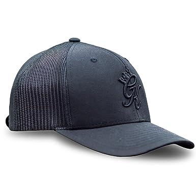 415a8bfd0 Gym King Trucker Baseball Cap - Black One Size Black: Amazon.co.uk ...