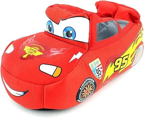 Disney Cars – Niños Zapatillas de Rayo Mcqueen (Toddler/Little Kid): Amazon.es: Zapatos y complementos
