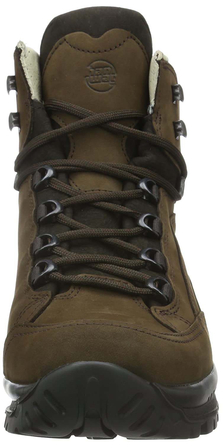 Mens Alta Bunion GTX High Rise Hiking Boots, Earth, 7.5 UK Hanwag