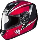HJC CS-R2 Seca Full-Face Motorcycle Helmet (MC-1, Small)