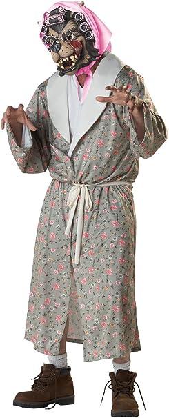 California – Disfraz Niños Disfraz de Abuela Lobo estándar: Amazon ...