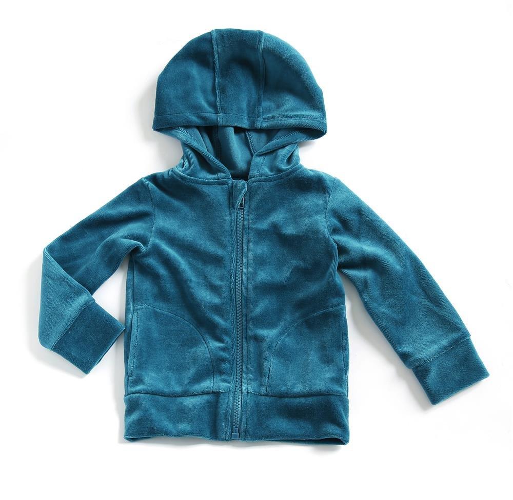 Mundo melocotó n Baby Mä dchen (0-24 Monate) Sweatshirt aqua 50-56 cm Mundo melocotón 0182
