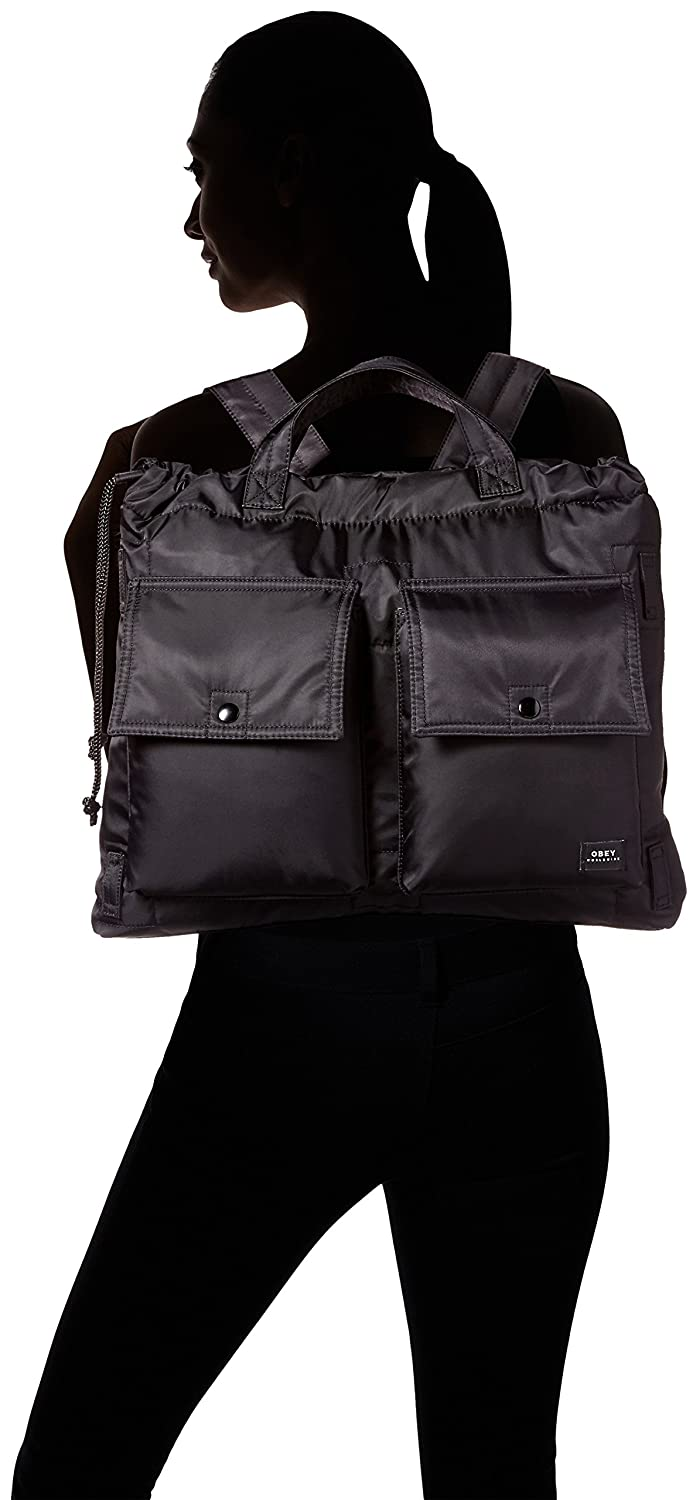 OBEY Obey Controller Backpack Accessory Black O//S 200010145