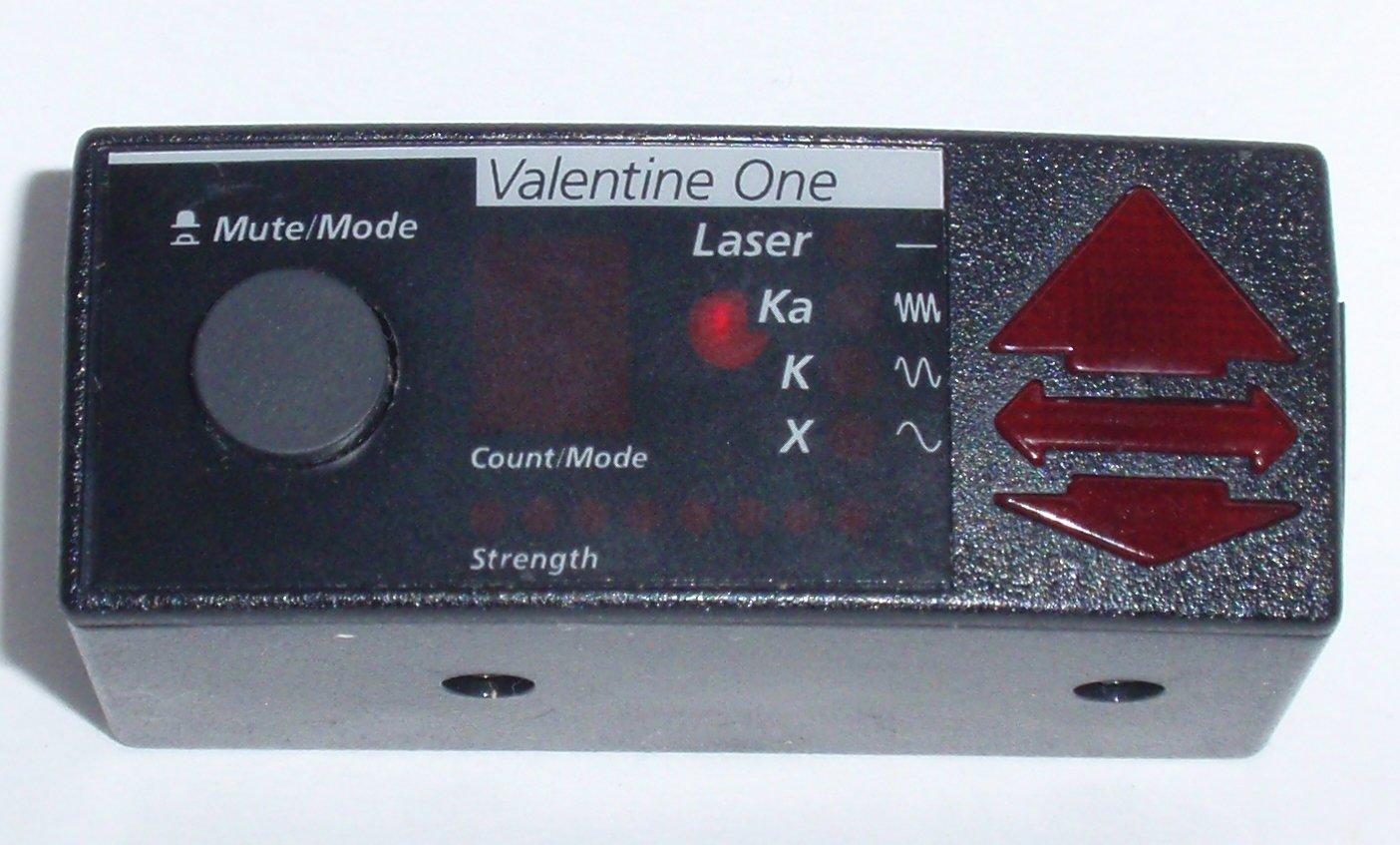 Amazon.com: Valentine One Concealed Display For Radar Detector: Car  Electronics