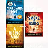 A necessary evil,a rising man and smoke and ashes 3 books collection set