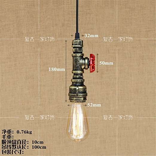 Single Light Bulb Chandelier Antique Wire Characteristics