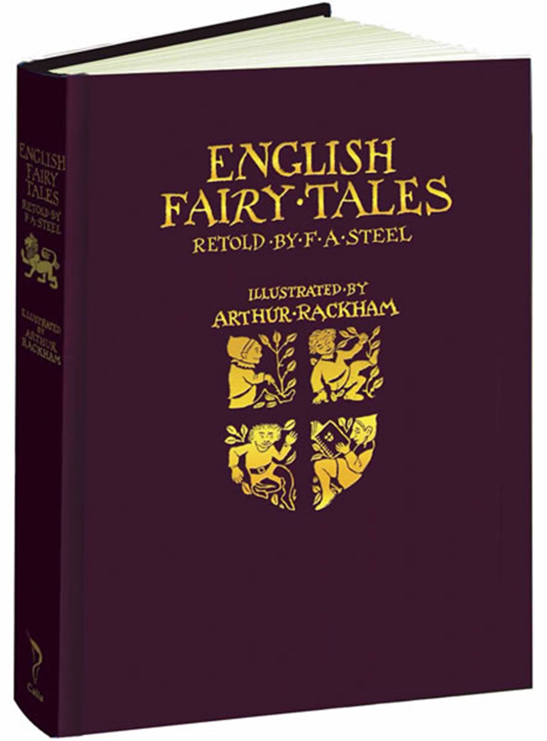 English Fairy Tales (Calla Editions) PDF
