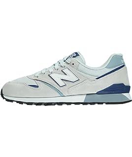 New Balance U446, Zapatillas para Hombre, Azul (Navy/Bolt), 40 EU