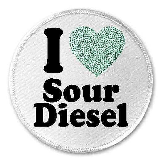 Amazon com: I Love Sour Diesel - 3