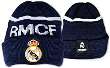 9bd4677405d Mayal bolsos y complementos SL Real Madrid CF Children s Winter Hat ...
