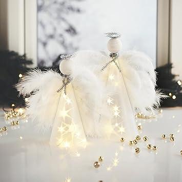 Vbs Kreativ Set Engel Lumiel Für 2 Bastel Engel Engel Basteln