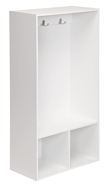 ClosetMaid 1598 KidSpace Open Storage Locker, 47-Inch Height, White
