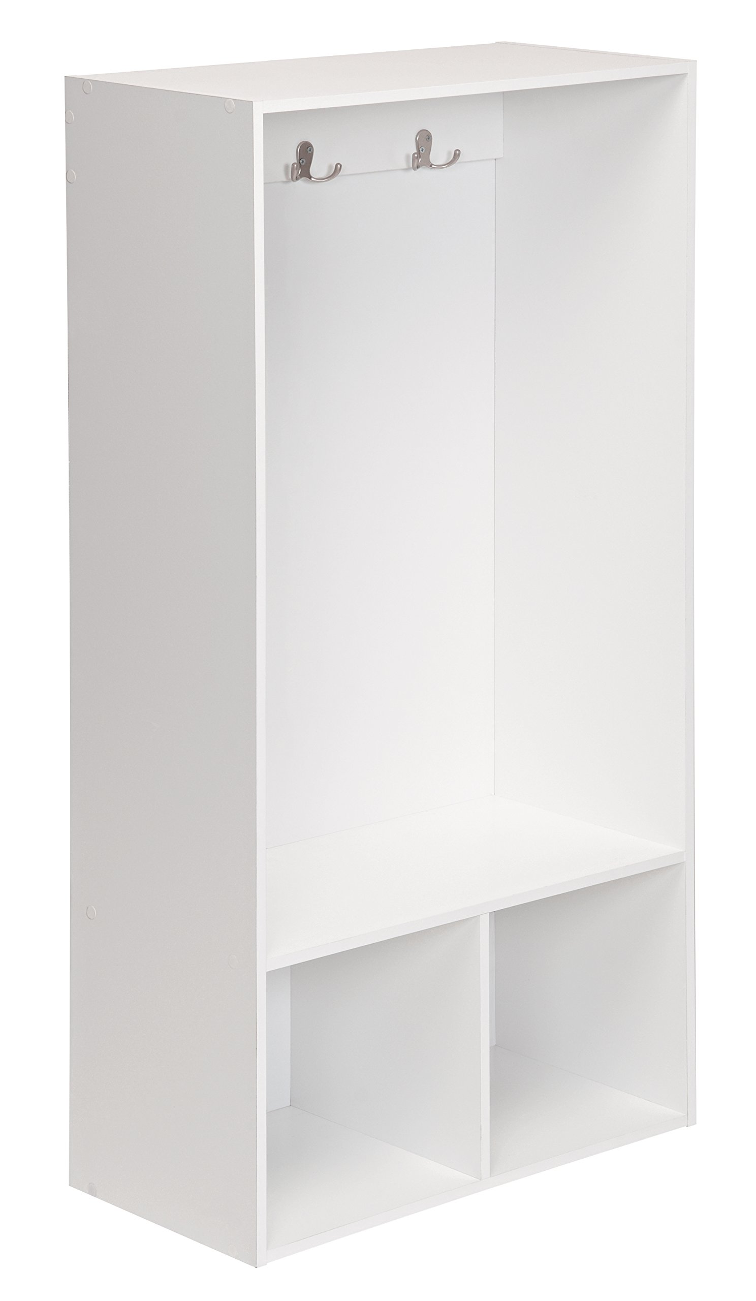 ClosetMaid 1598 KidSpace Open Storage Locker, 47-Inch Height, White