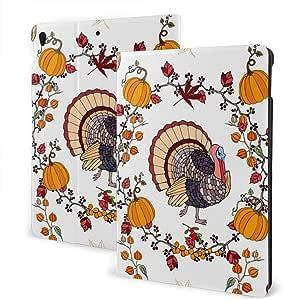 Amazon.com: Watercolor Bright Pumpkin Turkey Cartoon ...