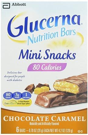 barras de glucerna diabetes gestacional