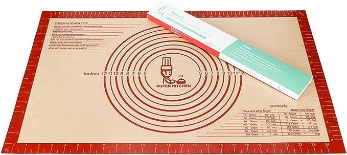 多用途面点操作垫,FDA认证,比淘宝货安全,实用,方便
