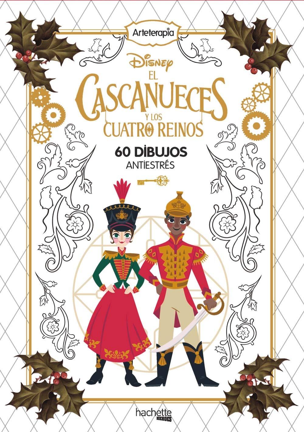 EL CASCANUECES Y CUATRO REINOS (Spanish) Paperback