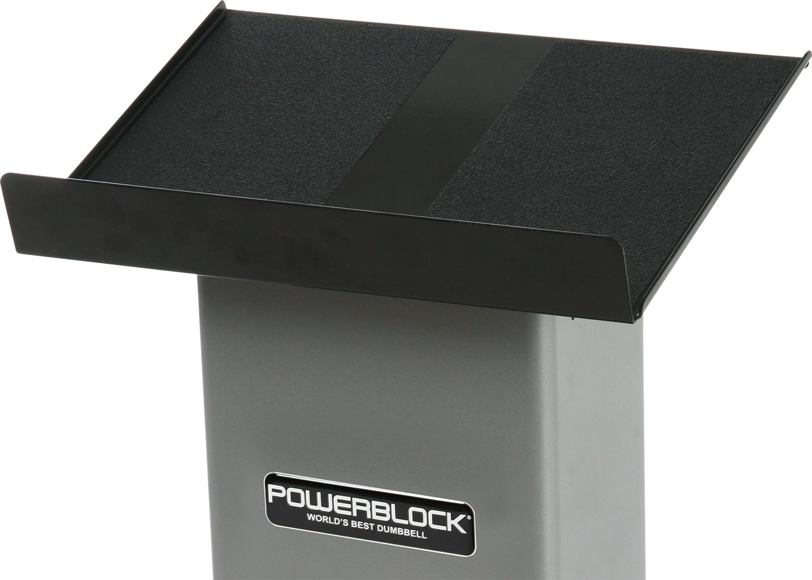 POWERBLOCK Small Column Stand (Silver) by POWERBLOCK (Image #2)