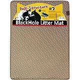 """Blackhole Cat Litter Mat - Super Size Rectangular 30"""" X 23"""" - Blackhole Litter Mat"""
