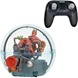 """Fortnite Baller (RC) Vehicle - Includes 4"""" Hybrid Action Figure, 4"""" Scaled Baller, Plus Remote Control"""
