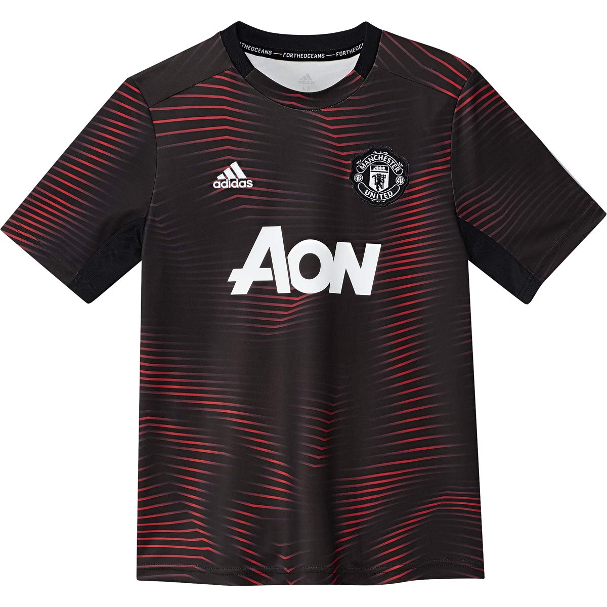 Adidas Youth Manchester United Preshirt 2018 2019