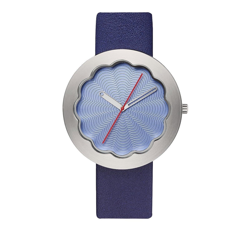Lavendel Scallop 40 mm Armbanduhr von Michael Graves fÜr Projekte