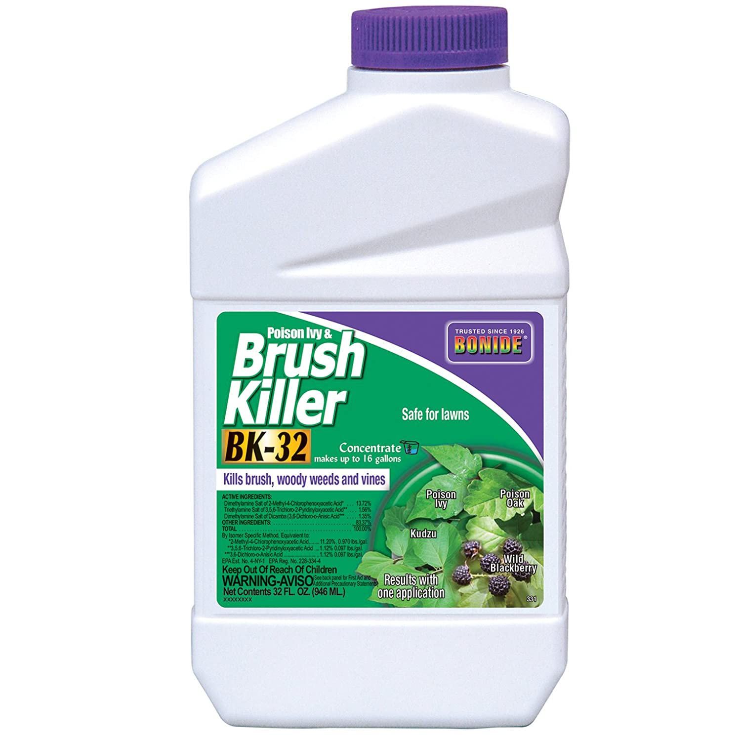 Bonide Products 331 Concentrate Brush Weed Killer