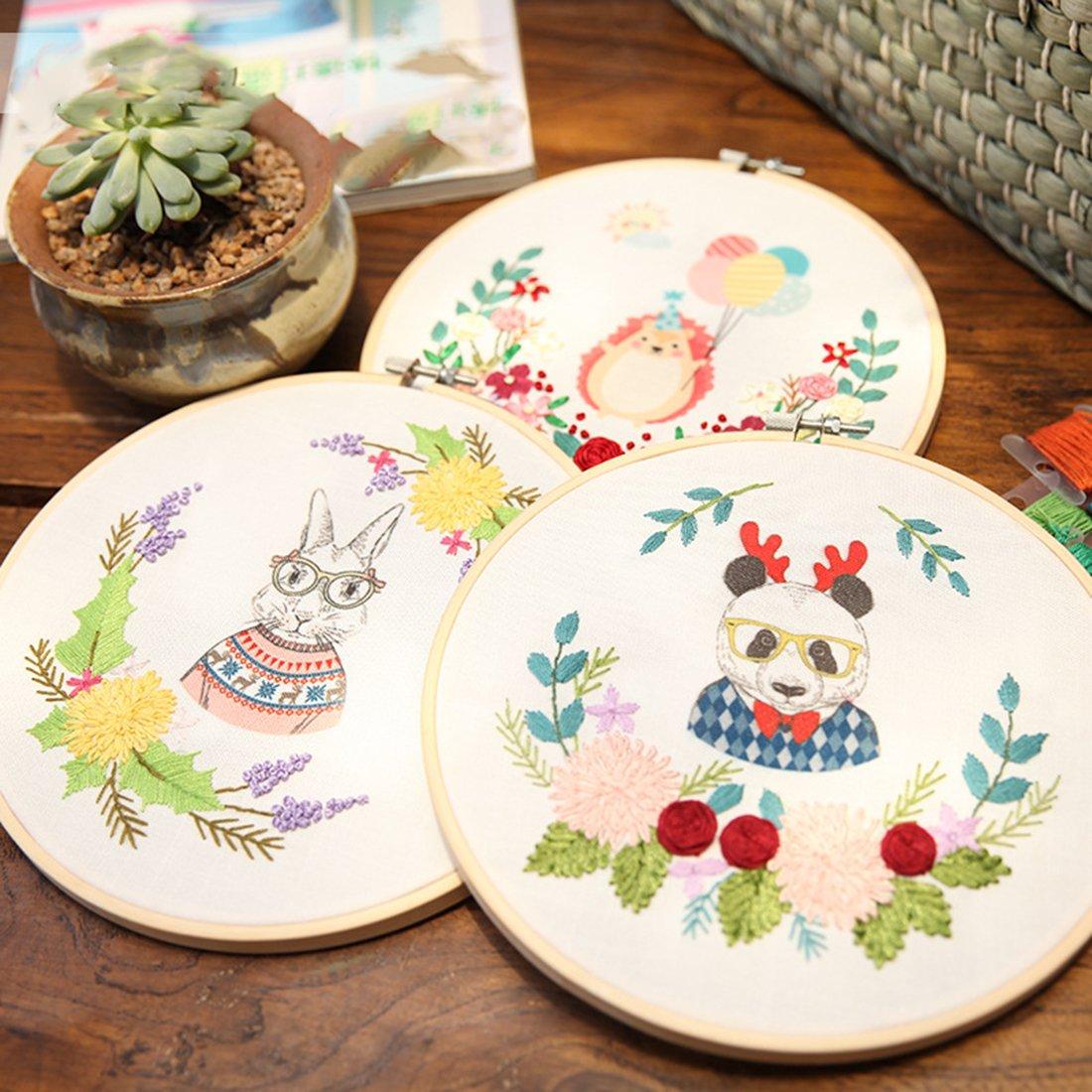 Ivinxy Embroidery Hoops working