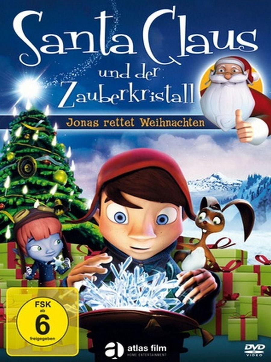 Santa Claus und der Zauberkristall - Jonas rettet Weihnachten ...