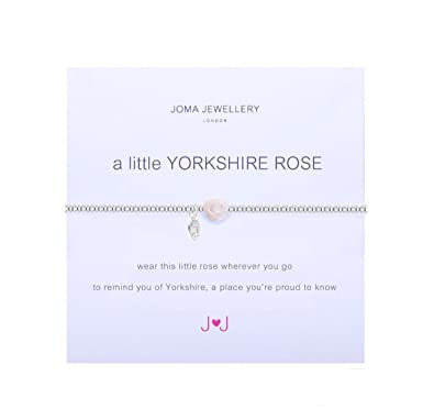 Joma Jewellery - a little... YORKSHIRE ROSE Necklace OnIN3oOaF