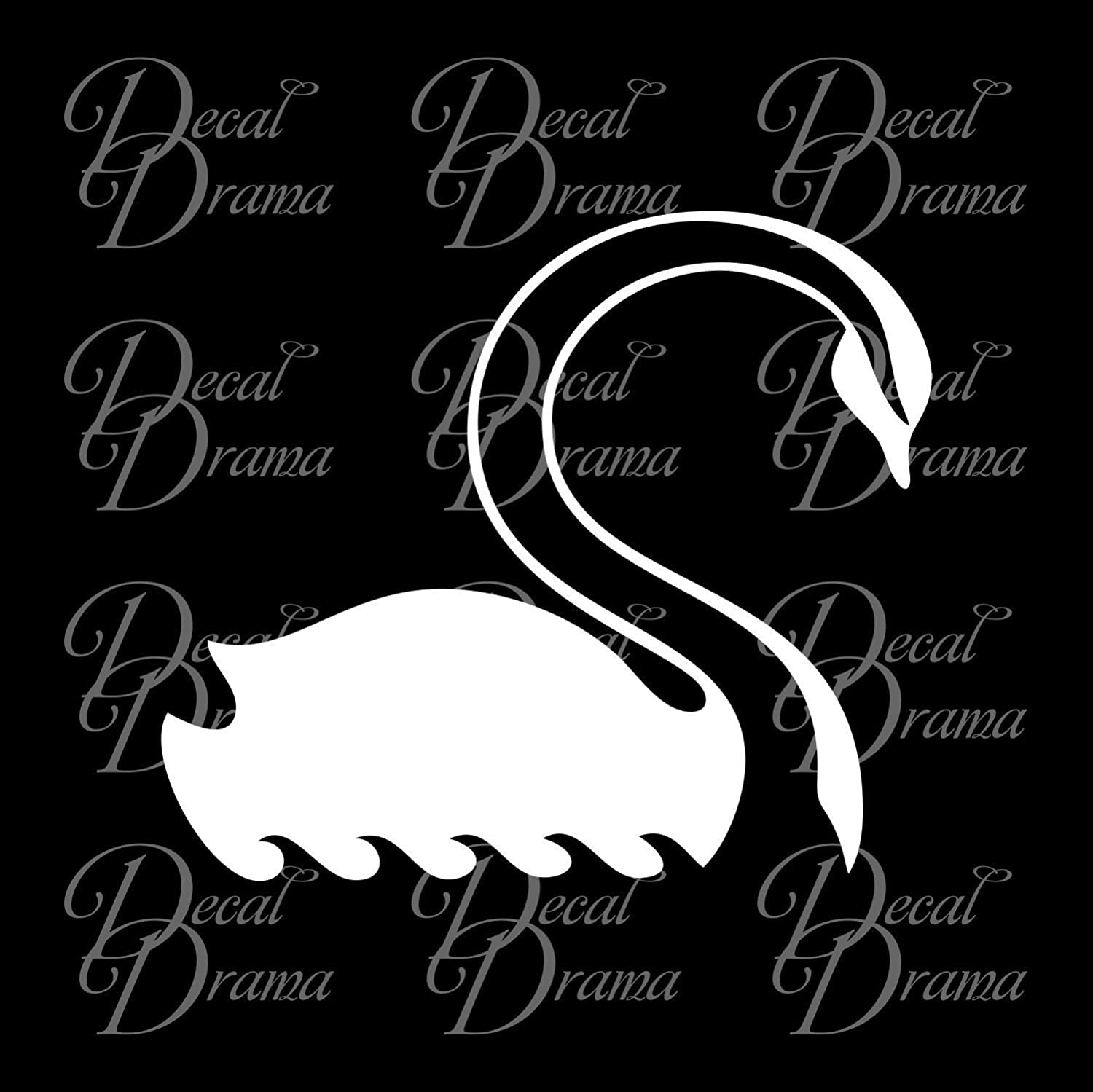 Captain swan custom small vinyl decal once upon a time ouat snow white storybrooke emma swan regina captain hook abc cars trucks vans laptops cups