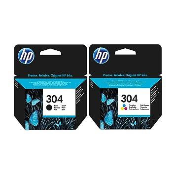 Noir et Cartouche dencre HP 3 – pour imprimantes HP Deskjet 3720 – Cartouche