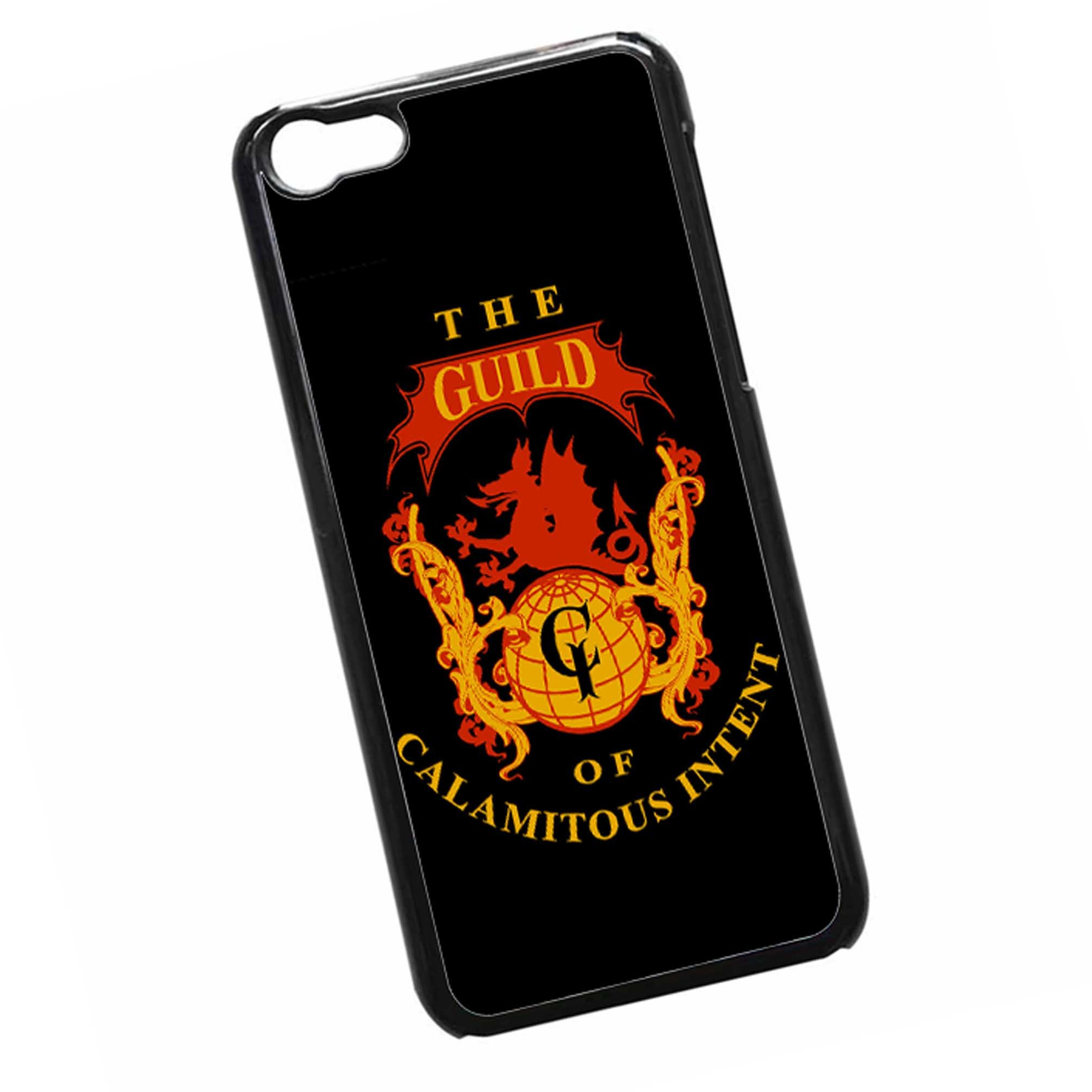 The guild of calamitous intent For iPhone 5C Case Cover