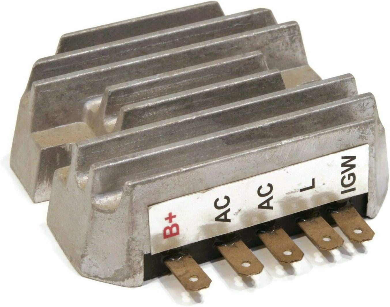 The ROP Shop | Voltage Regulator for John Deere 322, 330, 332, 415 Lawn and Garden Tractors