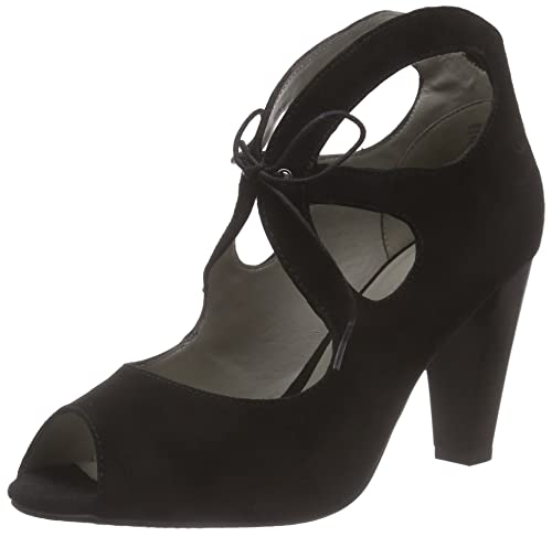 Saskia 01, Womens Ankle Strap Pumps Gerry Weber