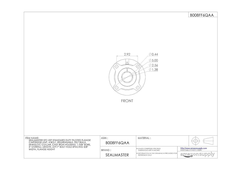 1-1//2 Width 1//2 Pitch Heavy Gates 1400H150 PowerGrip Timing Belt 280 Teeth 140.00 Pitch Length