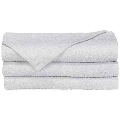 "Towels by Doctor Joe D-16274.25-WI-6DZ Think Thick White 16"" x 27"" Super Absorbent Car Wash and Detailing Towel, (Pack of 72): Automotive"