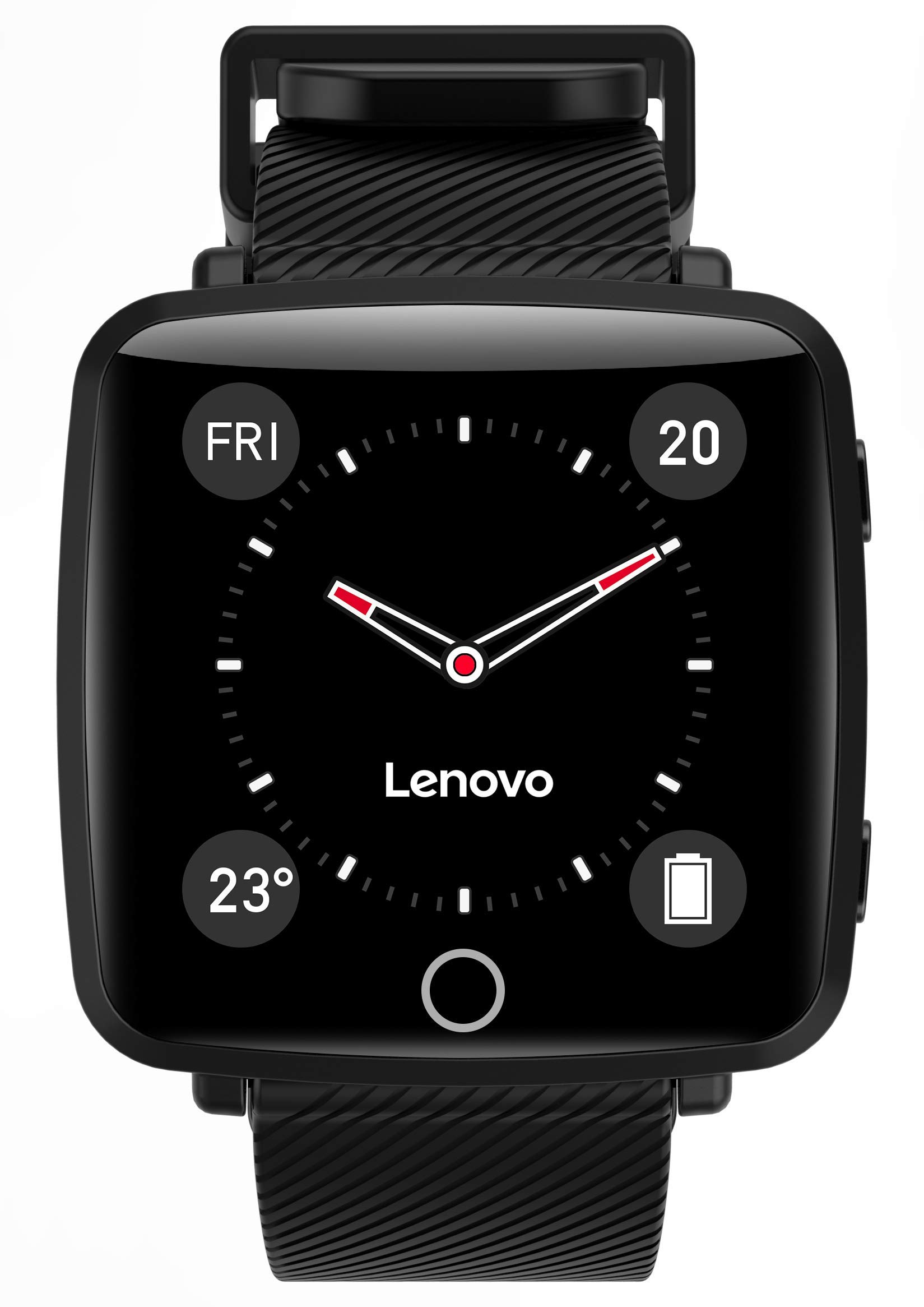 Lenovo Carme HW25P Smartwatch Black (B081TBBL7T) Amazon Price History, Amazon Price Tracker
